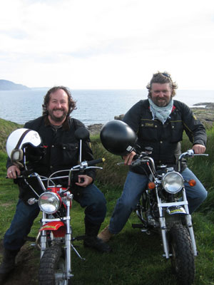 The Hairy Bikers. I love these guys, really.